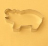 Hippopatamus Cookie Cutter