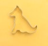 German Shephard Cookie Cutter
