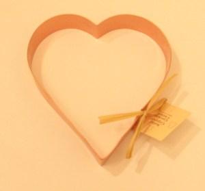 Heart Copper Cookie Cutter