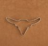 Texas Longhorn Cookie Cutter
