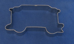 Boxcar Cookie Cutter